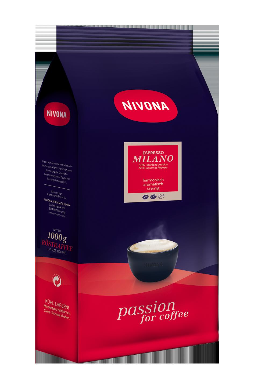 ESPRESSO MILANO (50% Arabica/50% Robusta Gourmet)
